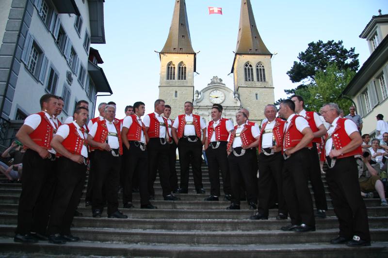 3日目スイスヨーデル倶楽部の写真㈪