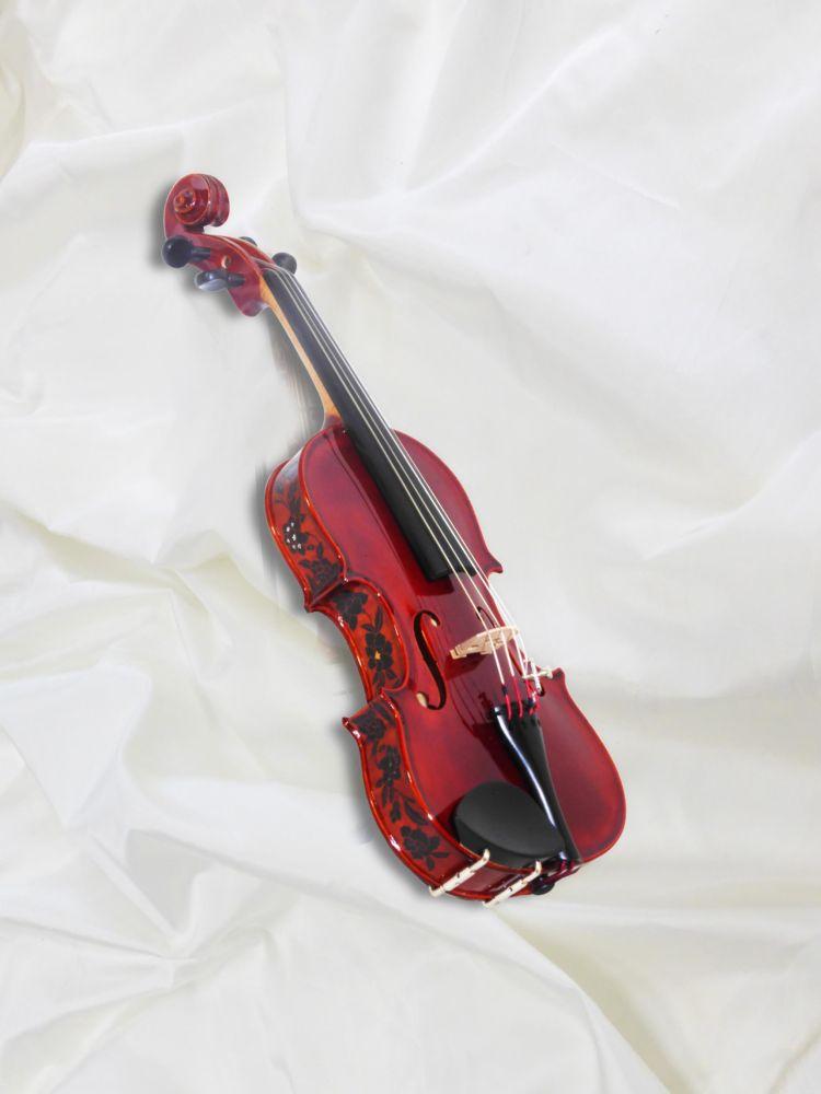 輪島漆ヴァイオリン「天の川」