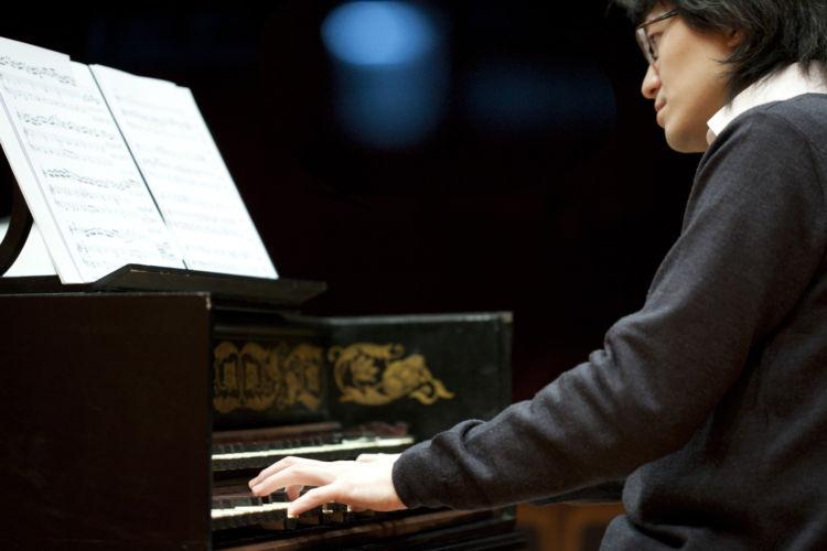 Harpsichord seoul