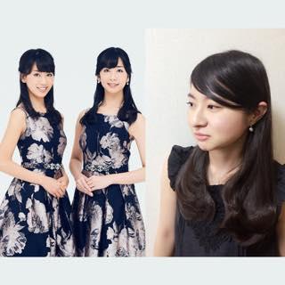 山田姉妹〜華麗なるソプラノデュオ・コンサート〜クラシックの名曲から、日本の名曲まで!