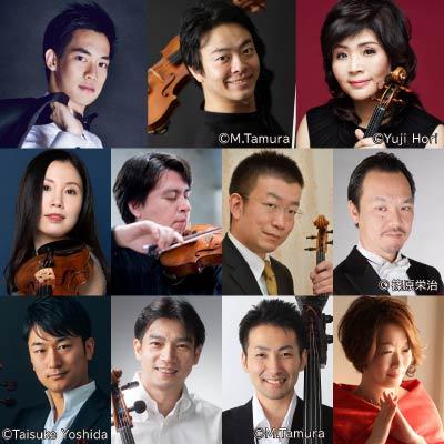 一夜だけのドリーム・チーム「せんくら・フェスティバル・ソロイスツ」による クラシック界ベストヒット曲 ヴィヴァルディの四季!