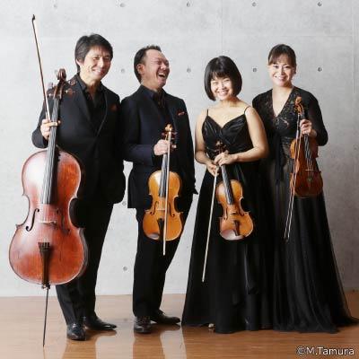Quartet PaToNa -今年はパトナホールを飛び出して 【Music from せんくら】!!-