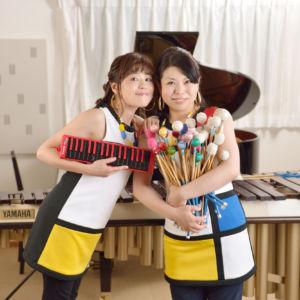 マリンピア (マリンバ:丹野富美子&ピアノ:吉田彩)