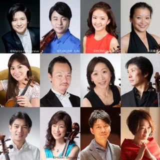 一夜だけのドリームチーム「せんくら・フェスティバル・ソロイスツ」華やかな弦楽アンサンブルの世界
