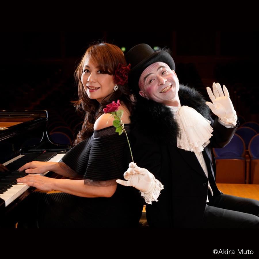 ピアノとパントマイムで楽しむ1920年代のパリへタイムスリップ!