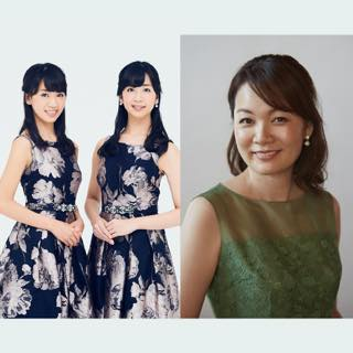 加羽沢美濃のレクチャーコンサート「寺子屋クラシックス〜『声』の魅力〜」山田姉妹を迎えて