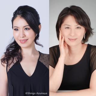 今をときめく歌姫・安藤赴美子が「朝と夜」をテーマに歌い上げるプログラム!