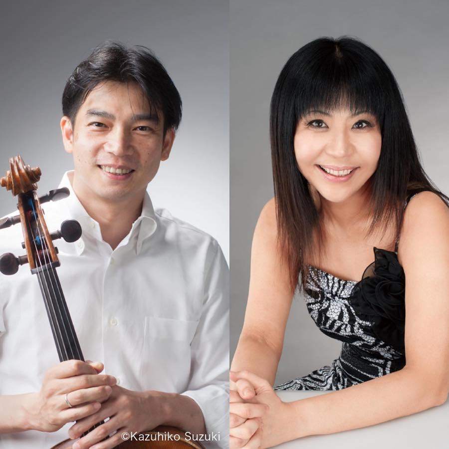 原田哲男のチェロが奏でる情熱と静謐・シューマンとシューベルト
