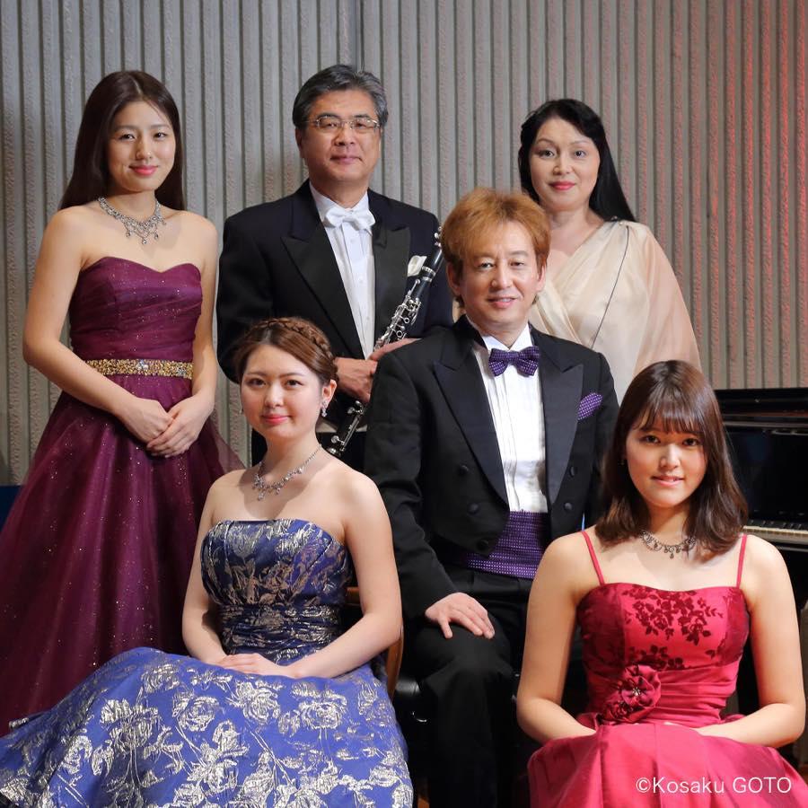 及川浩治と宮城学院女子大学の仲間達が贈る《魅惑のメロディ》