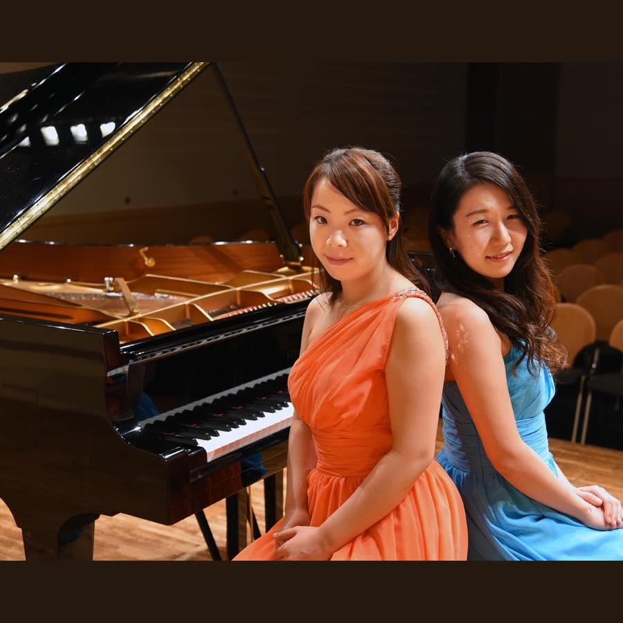 ピアノデュオ・リブラが贈るキラキラ音世界 魅せる連弾!4つの手、20本の指で探る連弾の秘密。