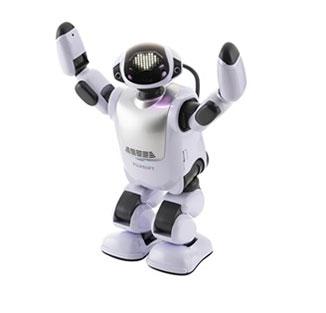 自律型コミュニケーションロボット PALRO