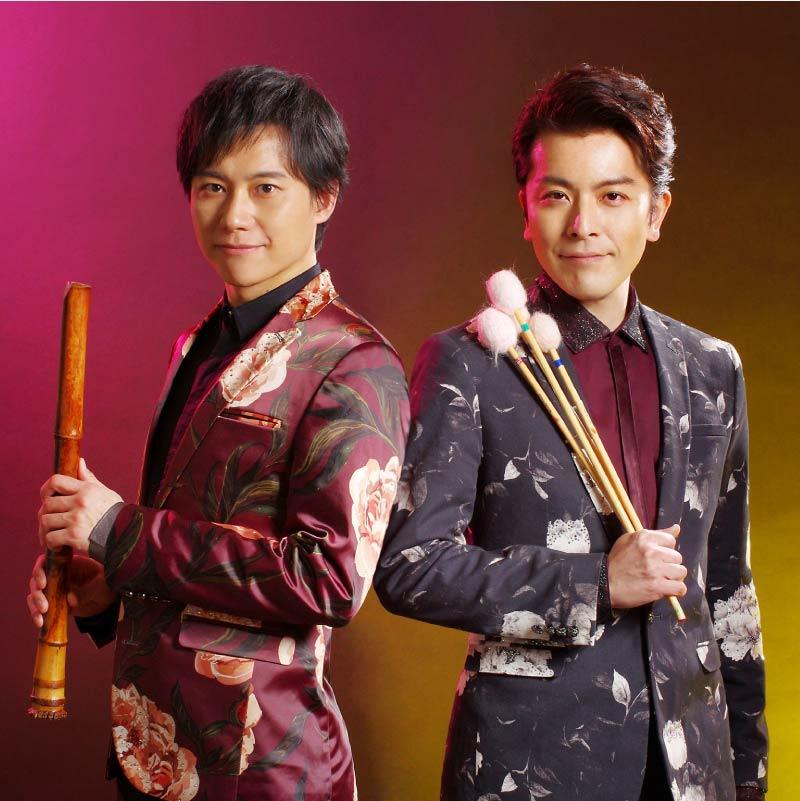 和 ★SHOWA★〜尺八とマリンバによる世界最小オーケストラ〜