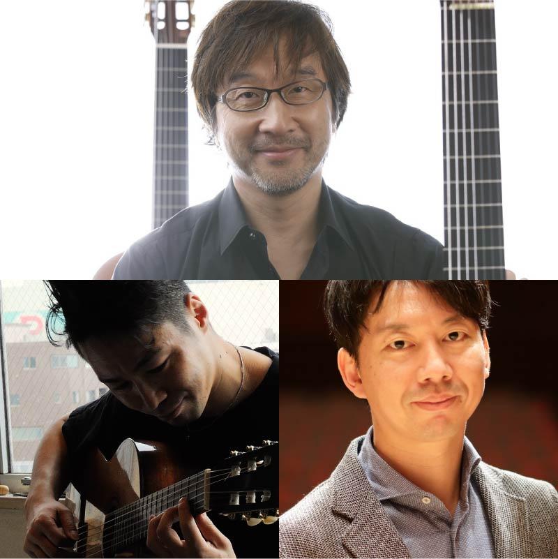 ベーシスト助川龍が2人のギタリストと贈る、夜空を彩るコンサート《星影のステラ》尾尻雅弘、助川太郎を迎えて