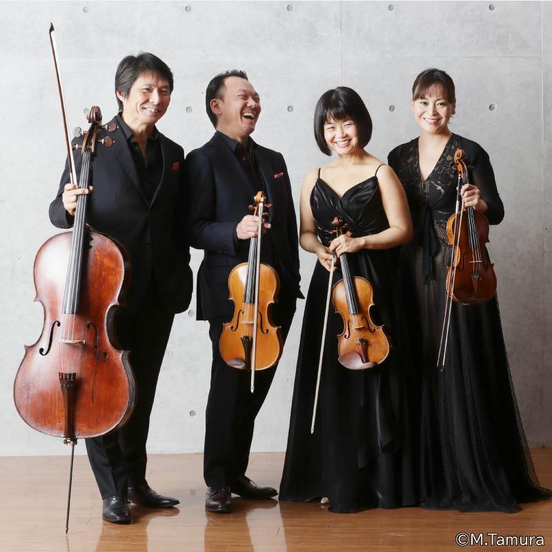 Quartet PaToNa-今年はパトナホールを飛び出して【Music from せんくら】!!-