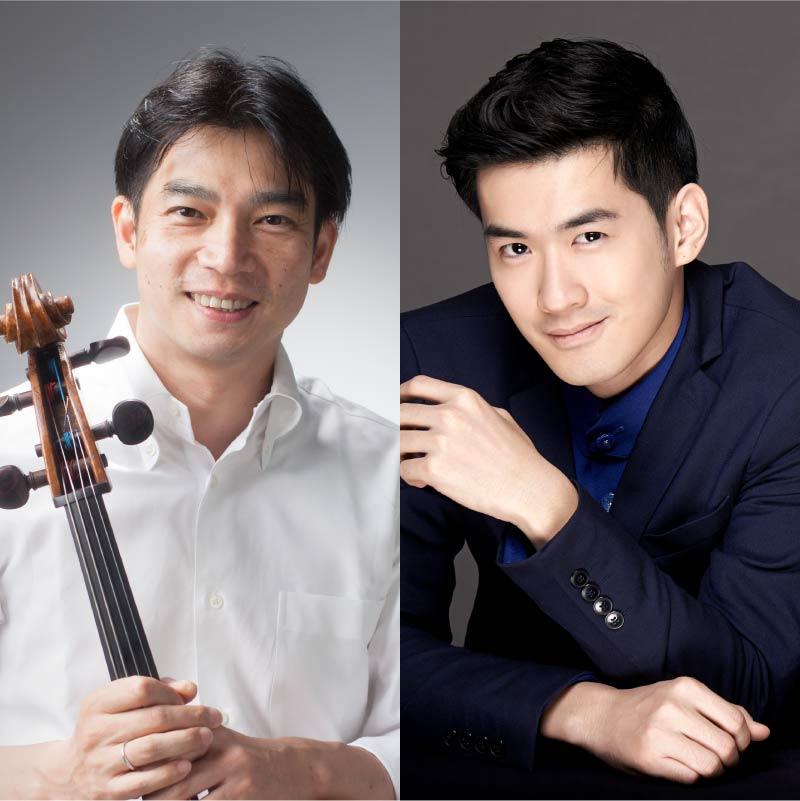 原田哲男とロバート・リン音楽がつなぐ仙台と台湾の絆コンサート