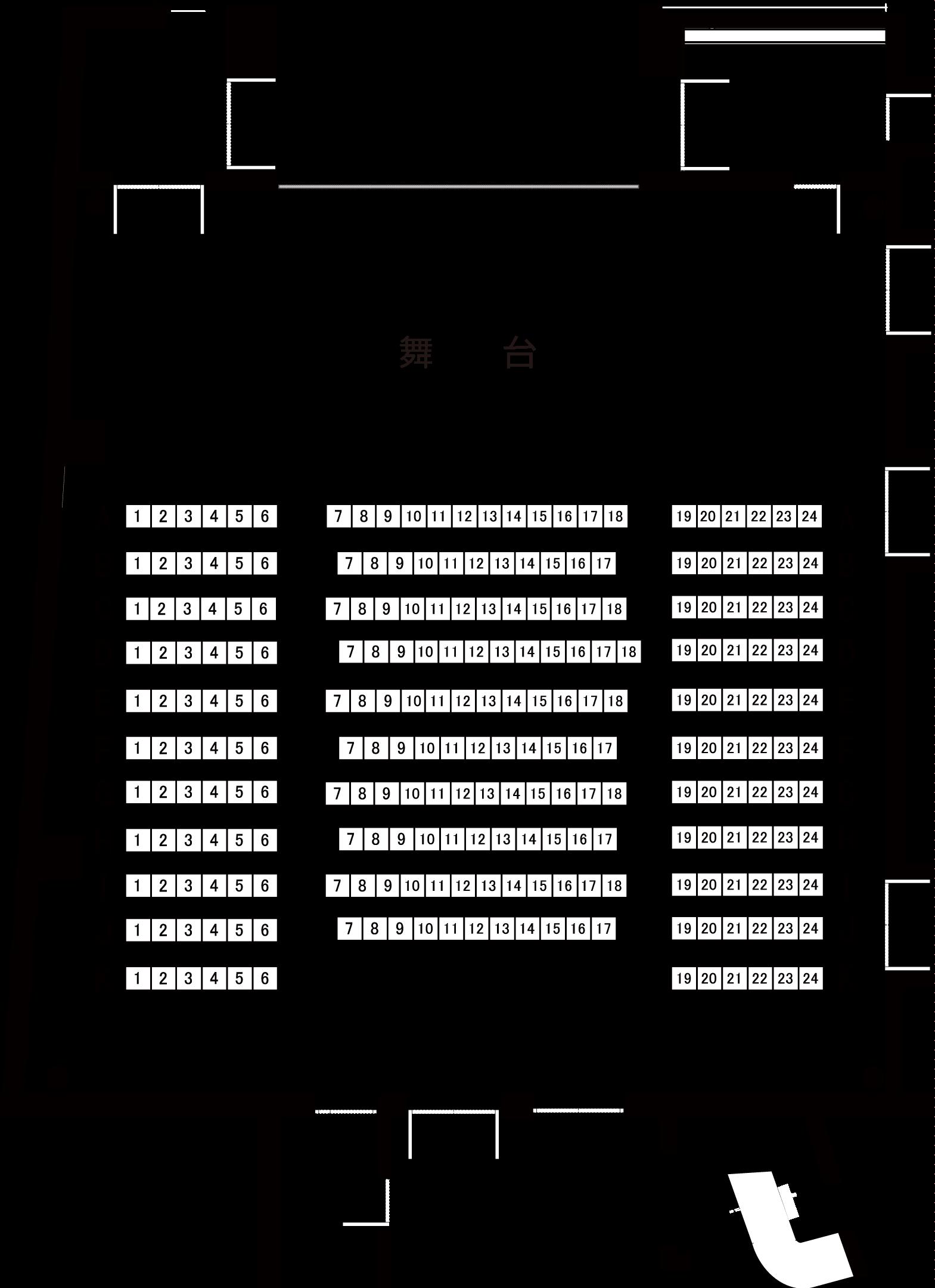 ギャラリーホール(6階)