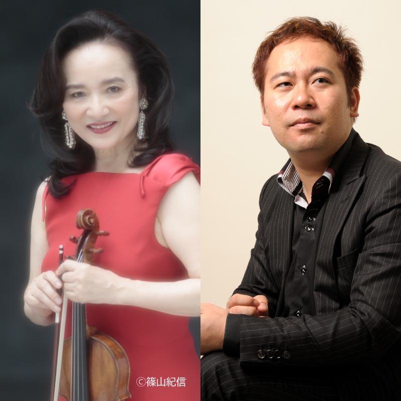 【21】ベートーヴェンの「クロイツェル」と  珠玉の名曲  前橋汀子 ヴァイオリン・リサイタル