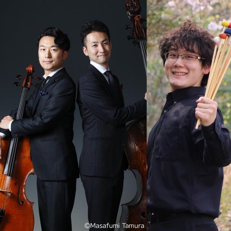 【28】せんくら初登場!  伊達LOW Strings with 前田秀明  低音の魅力をせんくらに轟かせる!