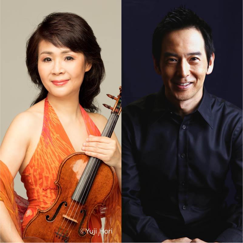 【40】渡辺玲子 ヴァイオリン・リサイタル  東欧・北欧の作曲家たちの、抒情と情熱を特集したリサイタル