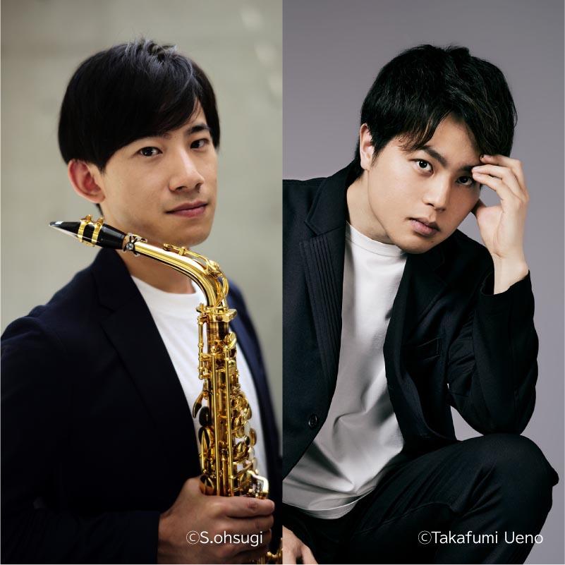 【45】若手人気ナンバーワン  上野耕平が奏でる  ロマンティック・サクソフォンの世界