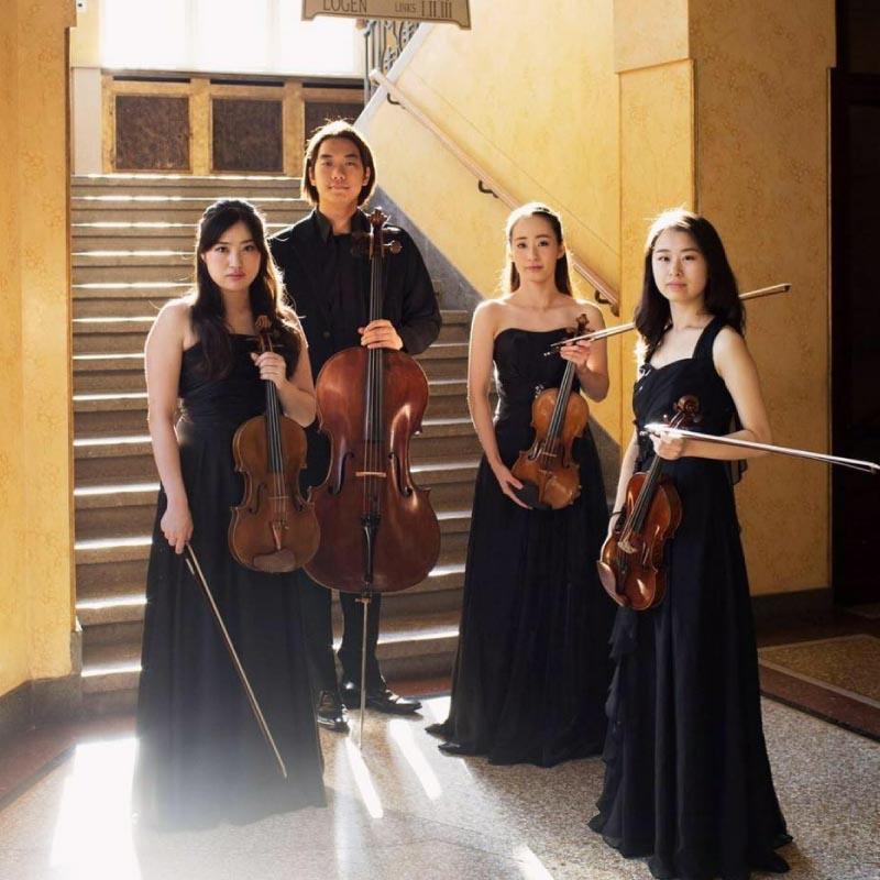 【61】新世代を牽引する弦楽四重奏団  カルテット・アマービレ  王道のカルテット
