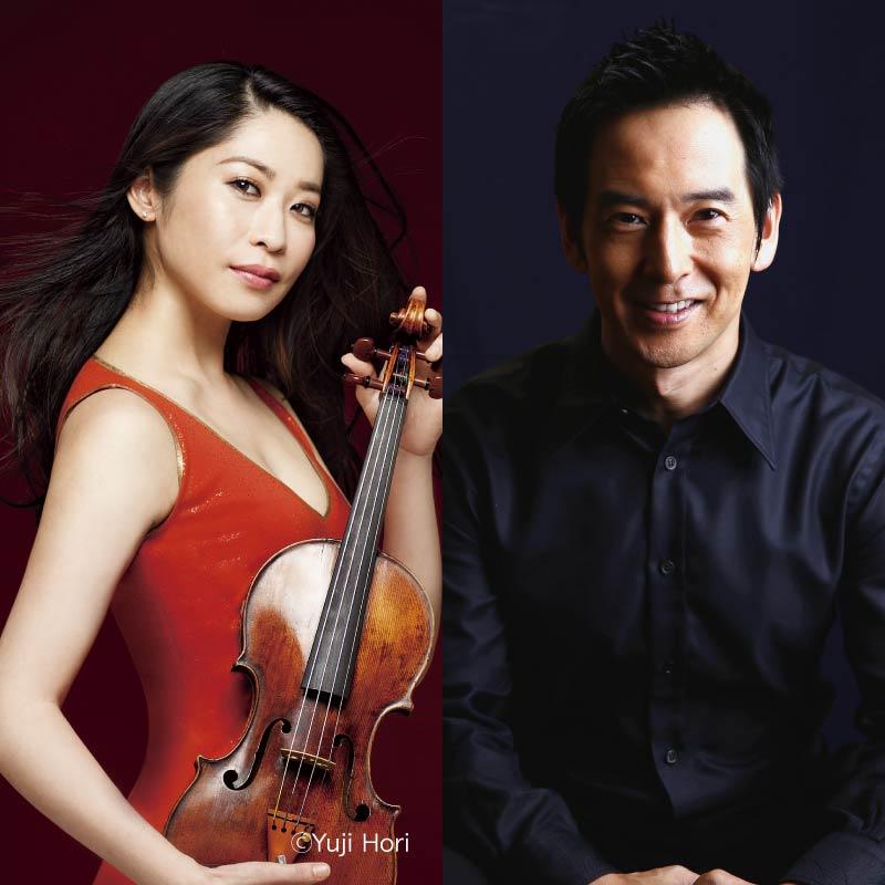 【7】川久保賜紀&青柳晋が贈るフランス音楽