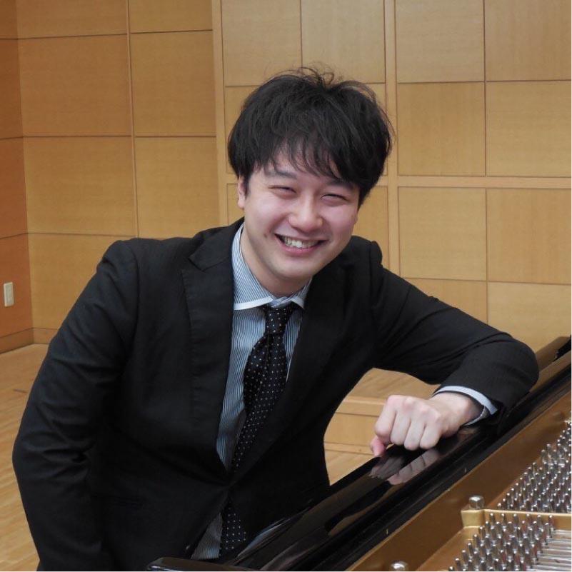菅原望が贈るバッハ、ラフマニノフ、リスト「ピアノ編曲作品の世界」