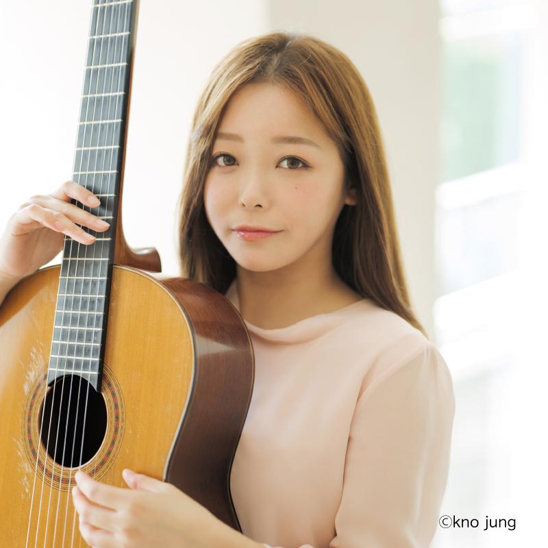 【8】繊細な指先から紡がれる  ロマンティックな名曲  朴葵姫 ギター・リサイタル