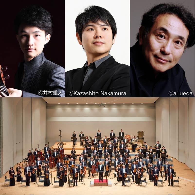 【82】ヴァイオリン、ピアノの華麗なる協奏曲